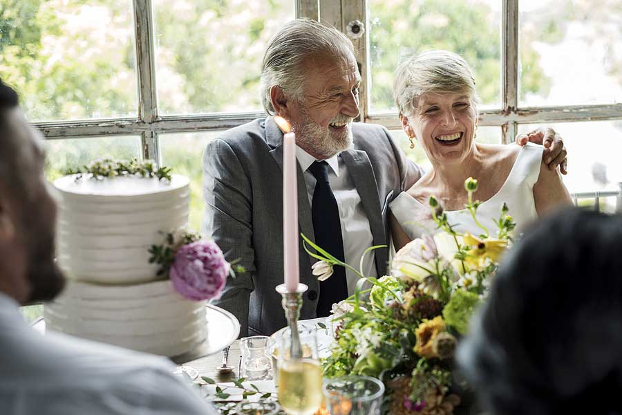 Grandparents Wedding Anniversary Ideas