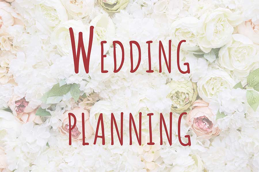 Tips on Planning a Wedding Reception