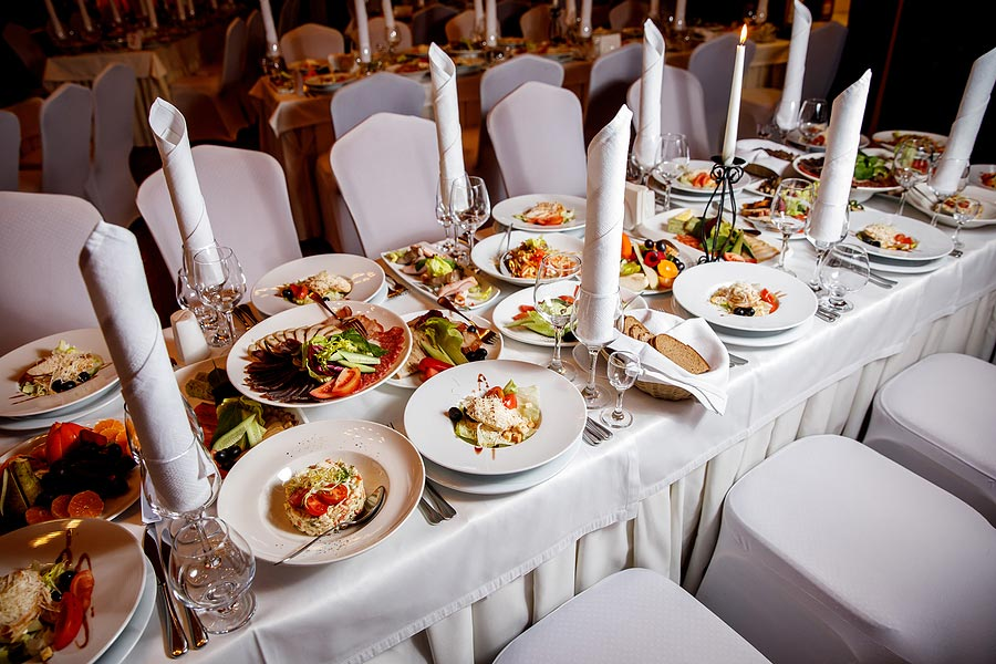 Banquet Halls in Silicon Valley That Allow Outside Catering