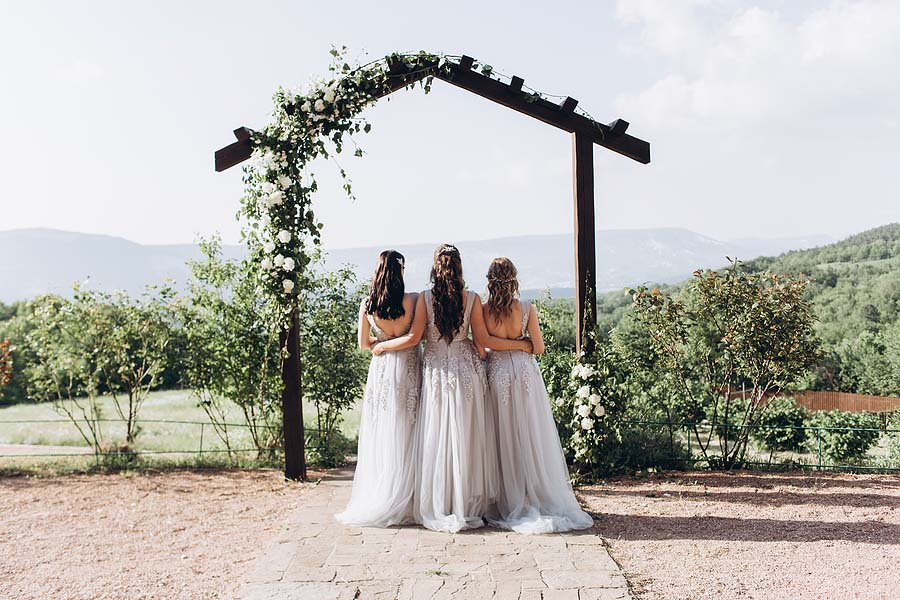 The Bridesmaid Dress Ideas