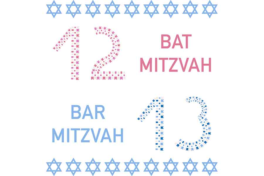 Planning a Bar or Bat Mitzvah Party
